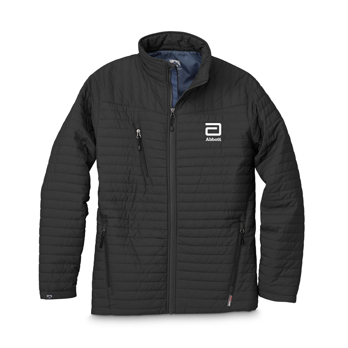 QUILTED THERMOLITE® JACKET: MEN